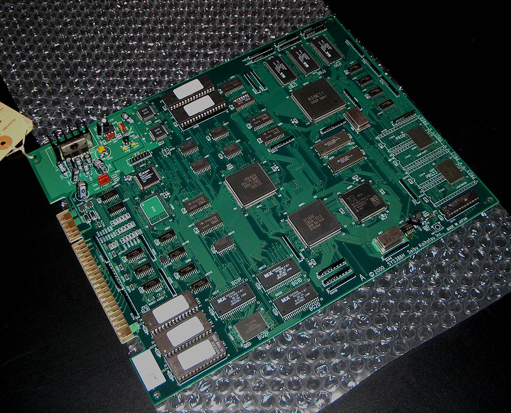 RFJ 2000 PCB (click for full-size image)